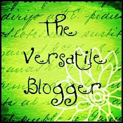 Nomination: The Versatile Blogger Award!